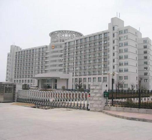 楚州区政府大楼
