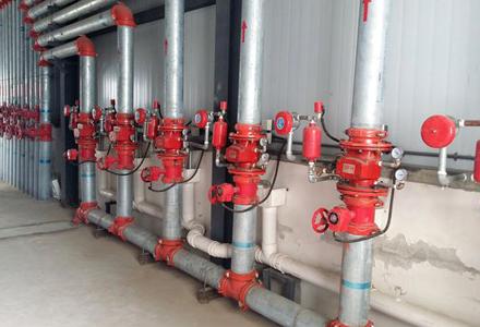 浅析消防管道如何安装?