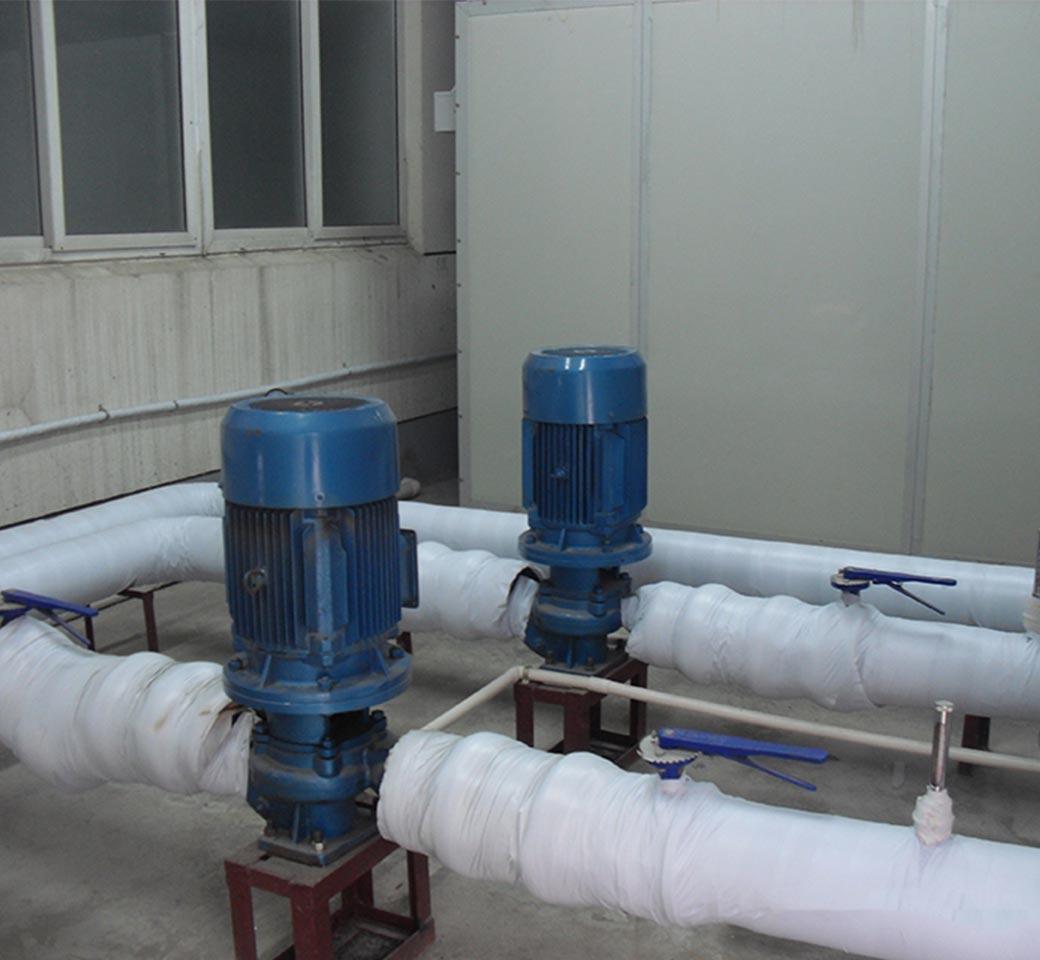 组合式风柜及水泵房