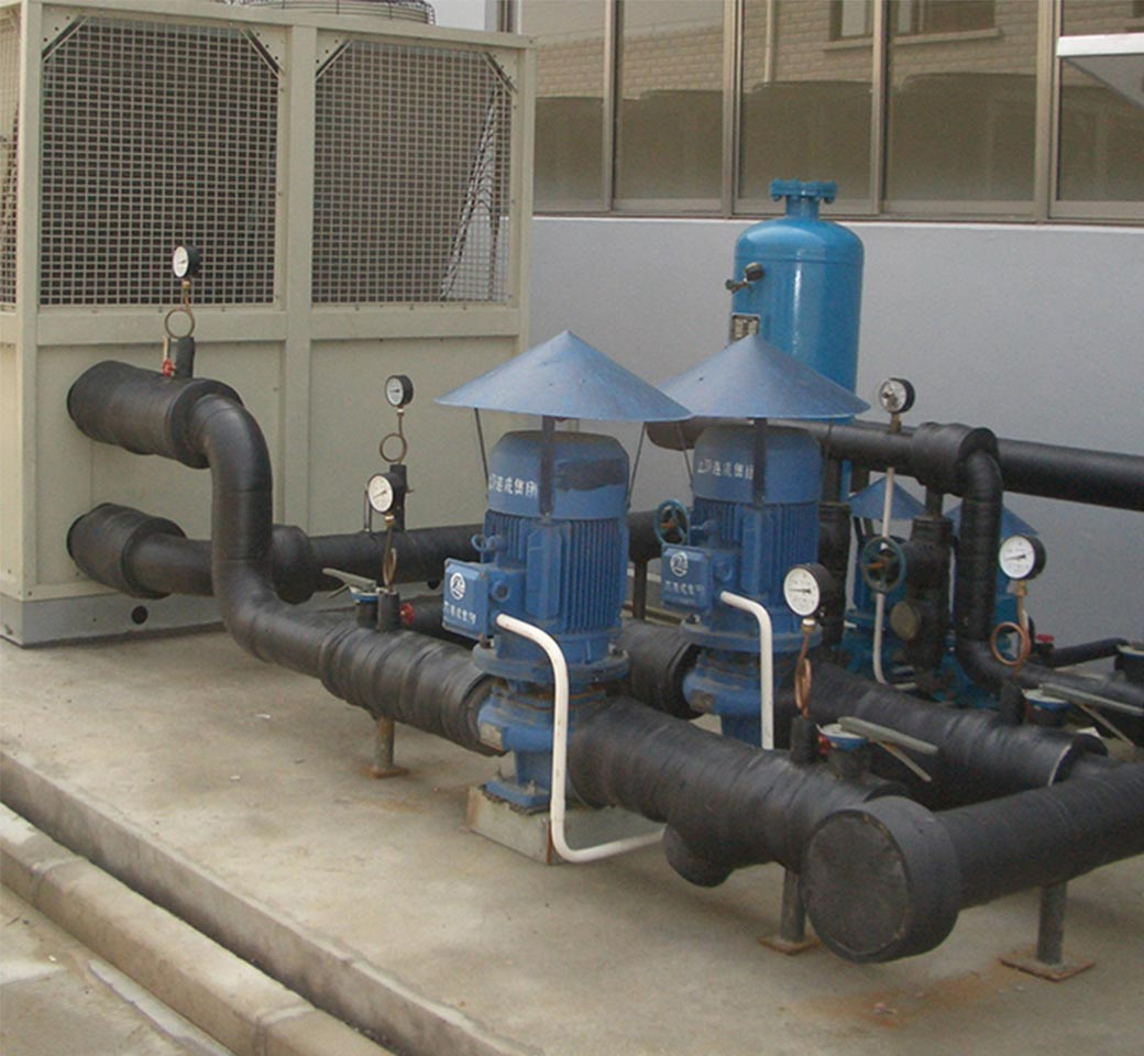 空调水泵完工图
