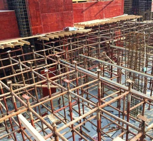房屋建设工程管道